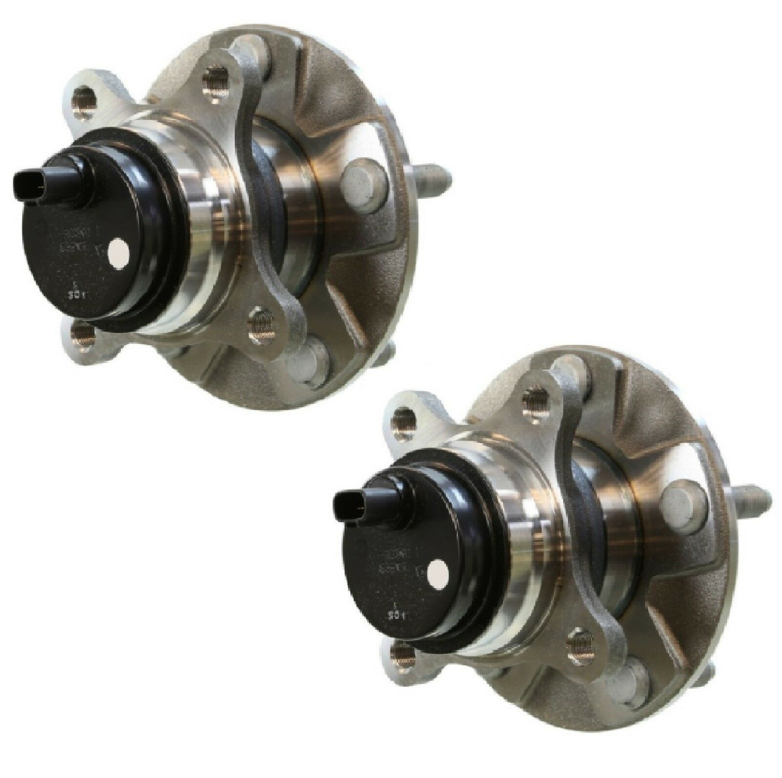 PAIR Front Wheel Hub Bearing Assembly Fit 06-15 LEXUS GS300//IS250//GS350//...RWD