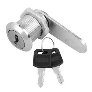 how to change a cam lock