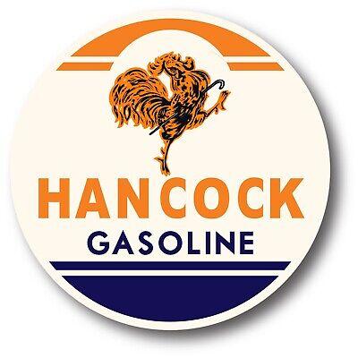 WHITE STAR GASOLINE LUBSTER SHELL MARATHON 66 DECAL GAS OIL CAN PUMP STICKER