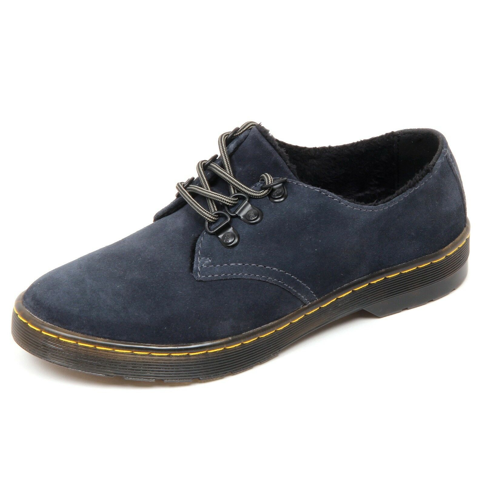 D1718 scarpa femme DR. MARTENS GIZELLE II grigio/blu chaussures grigio/blu II Chaussure  woman da25e5