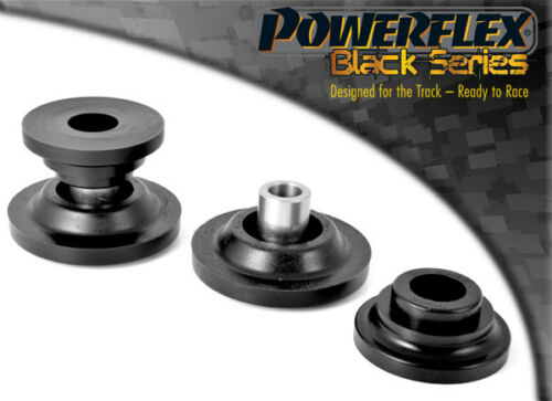 2 in Box PFR57-415BLK Powerflex Engine Mount Bushes BLACK Series