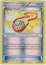 Pokemon TCG XY FATES COLLIDE : ENERGY POUCH 97/124 X 4 REVERSE