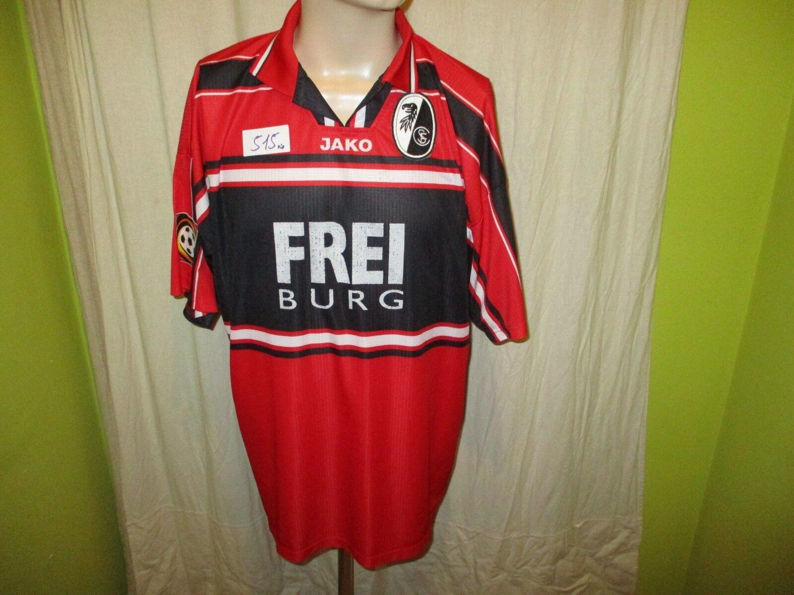 SC Gr.XL- Freiburg Original Jako Sonder Trikot 2000/01