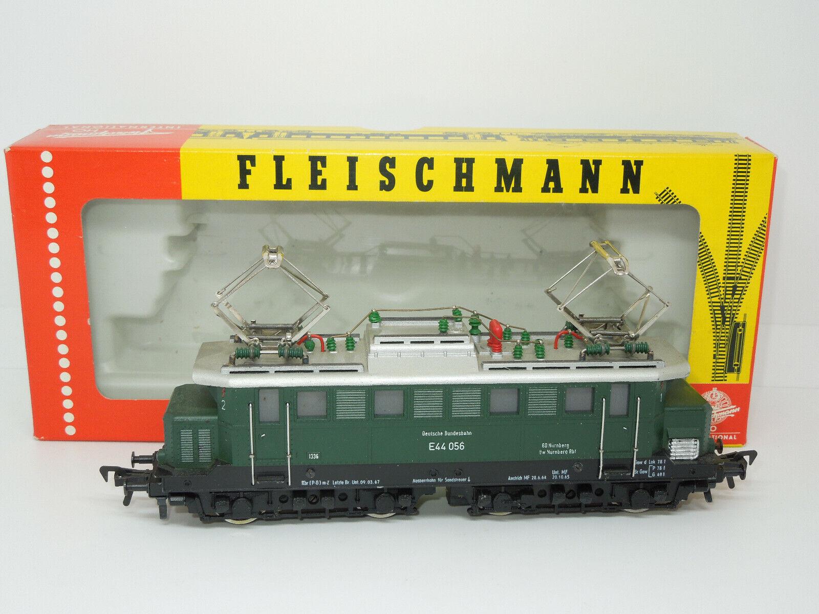 Fleischuomon h0 4330 ELok e44 056 delle DB