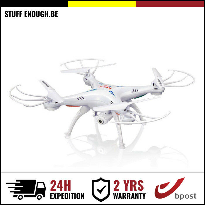 Original Syma X5SW-1 Drone Quadcopter WiFi FPV 2K Camera blanco blanco New