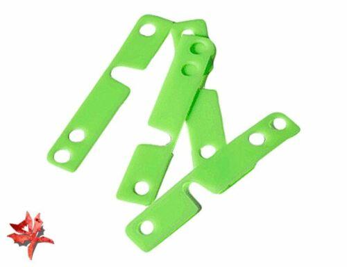 Mindless Drop Thru Longboard Riser Pads