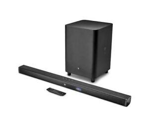 JBL Bar 3.1 4K Ultra-HD Soundbar with Subwoofer JBLBAR31BLKAM