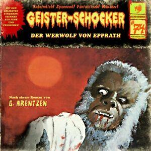GEISTER-SCHOCKER-DER-WERWOLF-VON-EPPRATHL-VOL-74-CD-NEU-ARENTZEN-G