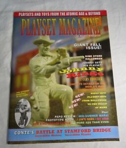 Playset-Magazine-5-Marx-Johnny-Ringo-playset-Don-Durant-interview-and-more