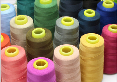 Wholesale 3000 Yards Quality Overlocking Sewing Machine Polyester Thread Cones