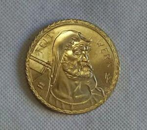 Switzerland-Shooting-Festival-Schutzenfest-SCHWEIZERISCHER-Gold-Medal-Replica