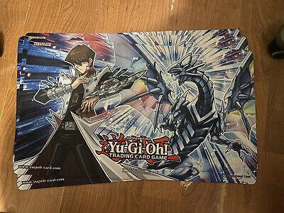 Black Rose Dragon Akiza Game Mat Yu-Gi-Oh Judge 2015 Travel Assistance Playmat