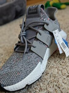 utterly stylish popular brand how to buy Details about NEW Adidas Prophere Sneakers Casual Shoes Trainers Men's -  Grey - M11