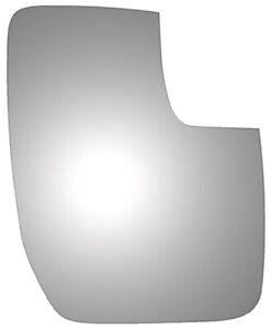For Passenger Side Mirror Glass fits Ford E-150 E-250 E-350 E-450 Replacement RH
