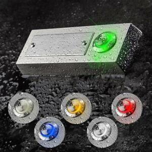 Haustürklingel LED Klingel Klingeltaster Klingelknopf Klingelschild Beleuchtet