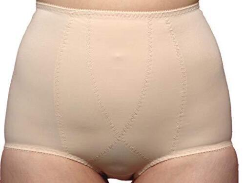 BERDITA Classic Pantie Girdle 21016 Control Briefs Knickers Size 24 Panties NEW