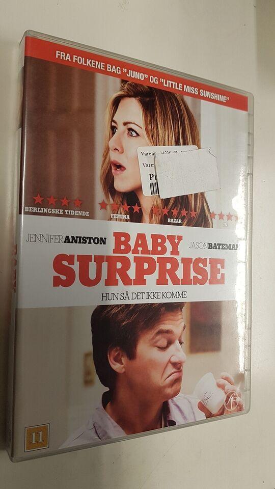 Baby Surprise, DVD, komedie
