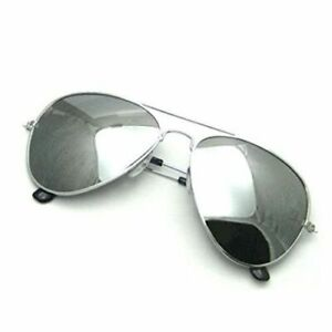 Lunettes-de-Soleil-pour-Hommes-Retro-Classique-Miroir-UV400
