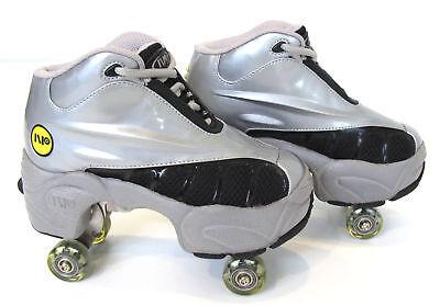 UNIQUE Quad KICK ROLLER Skates