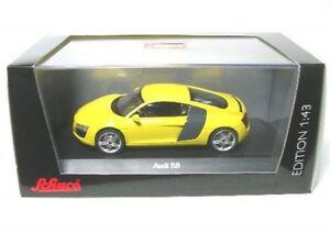 Audi-R8-amarillo
