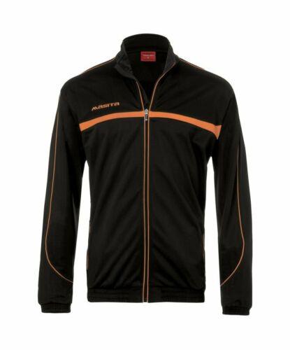 MASITA Trainings- Jacke BRASIL v Abverkauf S,M Gr schwarz // orange