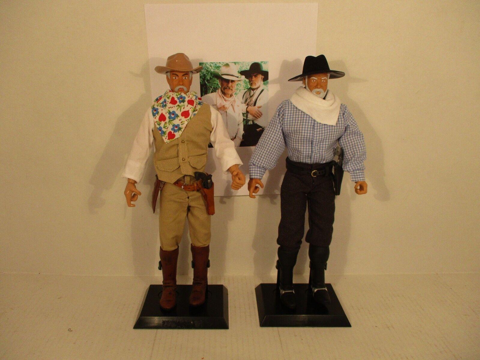 Lonesome Dove western McCrae Call Duvall Jones tv mini series 12  custom lot