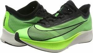 Nike-Men-039-s-Zoom-Fly-3-Athletic-Running-Shoes-Electric-Vapor-Green-Sneaker-14