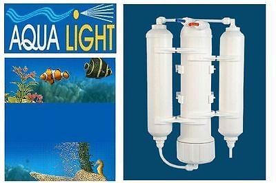 Aqualight Osmosi Inversa Picobello 380 L/giorno Con Spülventil Esterno- Prestazioni Superiori