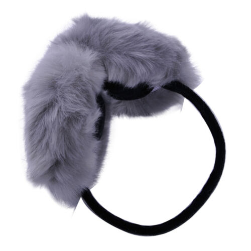 Ohrenschützer Ohrenwärmer Kunstfell Kaninchenfell Mädchen Ohr Echtem Ohrenwärmer