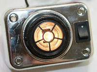 70's Style Flushed Mounted Custom Van Interior Light Chevy Dodge Limo Conversion