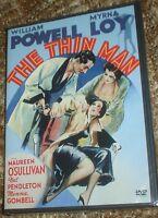 The Thin Man (dvd, 2005), & Sealed, Standard Version, Region 1. A Classic