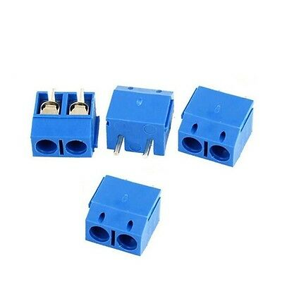 20PCS KF301-2P 5.08mm Blue Connect Terminal Screw Terminal Connector