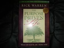 The Purpose Driven Life by Rick Warren (Hardcover)
