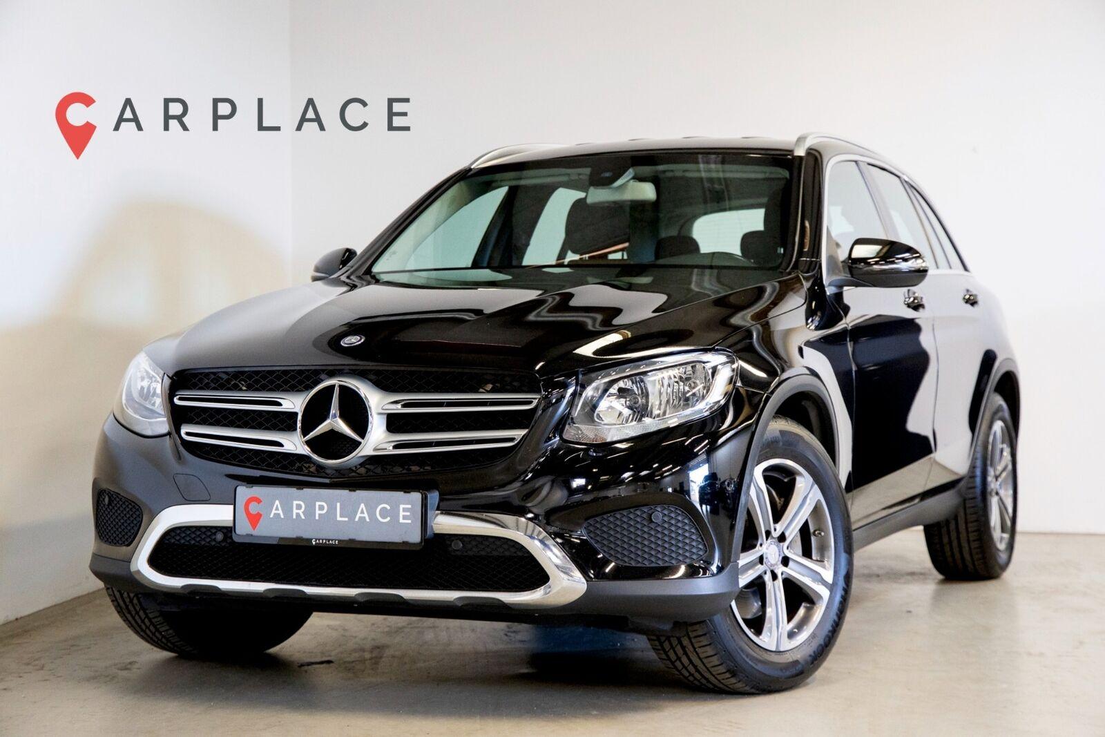 Mercedes GLC220 d 2,2 Exclusive aut. 4-M 5d - 439.900 kr.