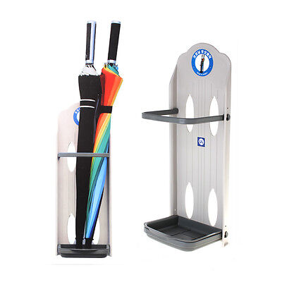 only stand NEW  Wall Umbrella Stand Holder Folding Hanger  Magnetic Attachment