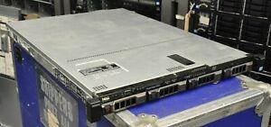 DELL R320 E5-2440 v2 1.90Ghz 8-Core Xeon 32GB RAM H710 4x 450GB HD 2x 550W PS