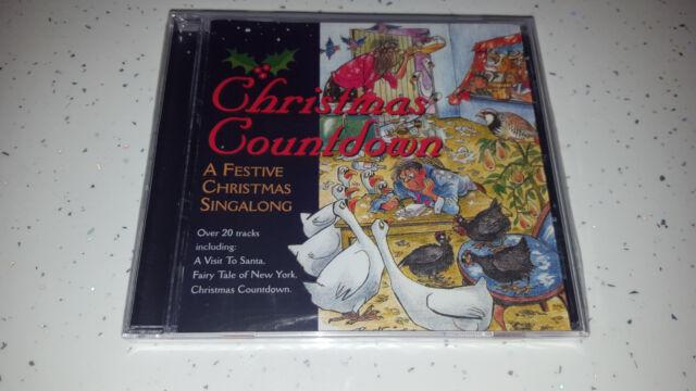 Christmas Countdown   Frank Kelly         **Brand New CD**