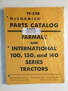 image is loading ih-mccormick-farmall-international-100-130-140-tractor-