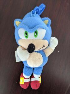 Underground Toys Sonic The Hedgehog Talking Plush Keychain Clip Ebay