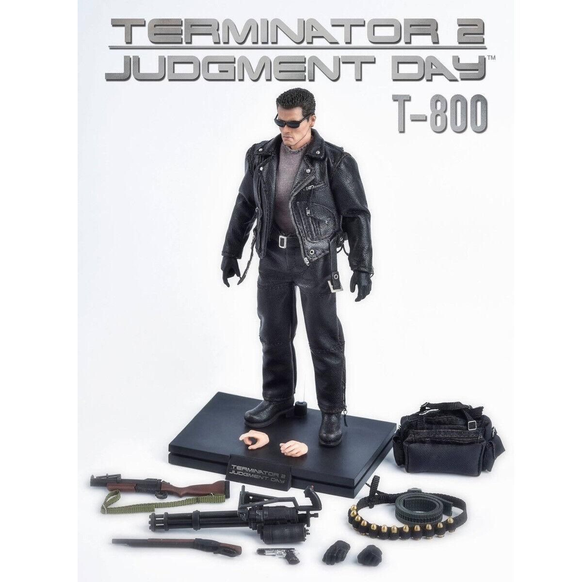 Great Twins 1 12th Terminator 2 Judgement Judgement Judgement Day T-800 Arnold neroenegger cifra f25c56