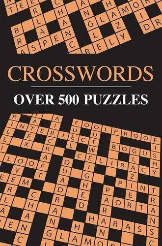 1 of 1 - Pantone Crosswords: Over 500 Puzzles (Pantone Puzzles) By Arcturus