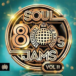 80S-SOUL-JAMS-VOL-II-2019-60-track-3-CD-set-NEW-SEALED-Ministry-Of-Sound