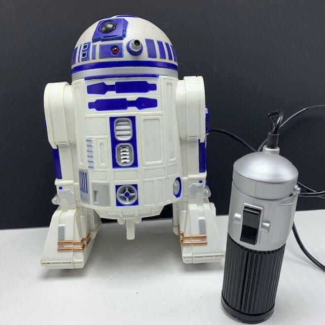 Star Wars R2D2 remote control action figure droids 1997 Hasbro bust statue luke