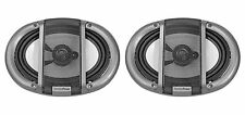 "Pair Precision Power S.573 5x7"" or 6x8"" 240 Watt 3-Way Car Audio Stereo Speakers"