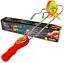 thumbnail 3 - Light Up Gyro Kinetic Wheel Rail Twister