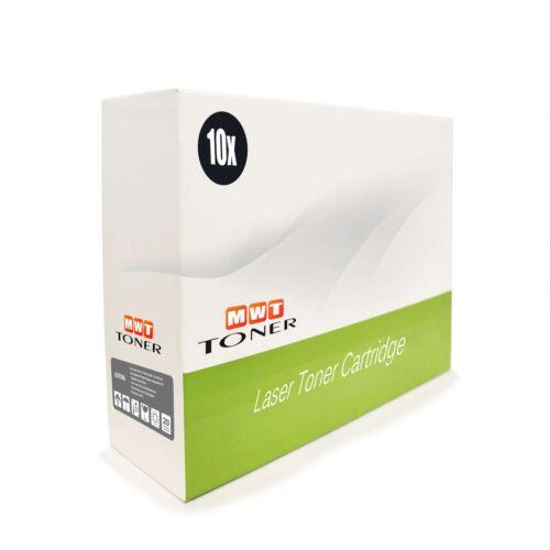 10x Patrone für Xerox Workcentre 3315-DNI 3315-DN 3325-DNM 3325-DNI 3315-DNM