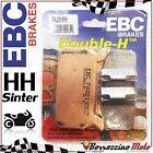 PASTIGLIE FRENO POSTERIORE EBC HARLEY-DAVIDSON ELECTRA GLIDE CLASSIC FLHTC 1987