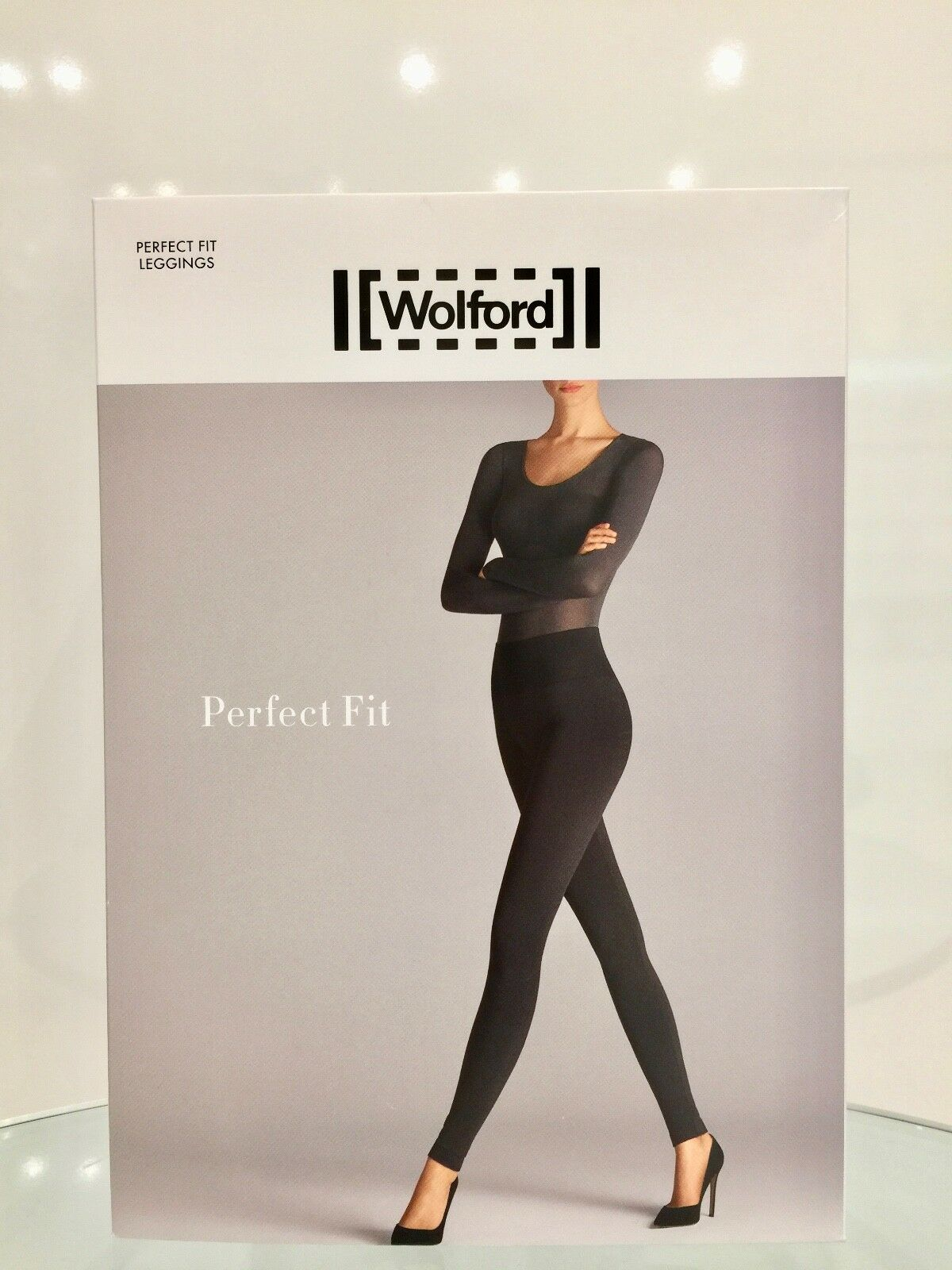 Wolford Perfect Fit Leggings Brand new in box Medium