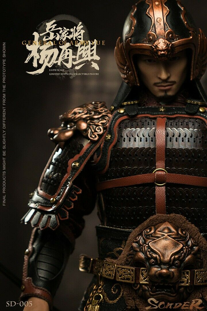 Scarf for SONDER SD003 Song Dynasty Warrior of Army Yue 1//6 Scale 12/'/' Figure