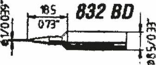 stylo 1,0 mmverläng nº 0832 BDLF ERSA Engel ERSADUR Nº 832 Ersa lötsp